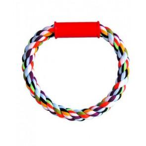 Happet, Koło z czerwonym uchwytem, zabawka dla psa