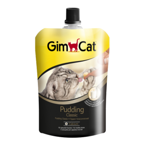 GimCat, Pudding Classic, 150g