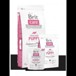 Brit Care, Puppy, Grain - Free, Salmon & Potato