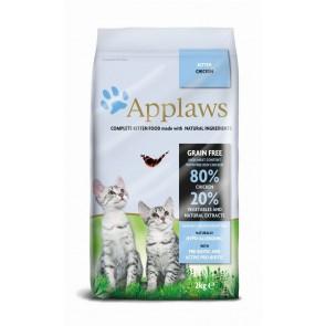 Applaws, Kitten, z kurczakiem