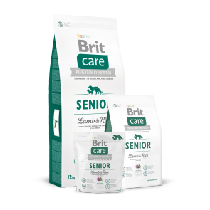 Brit Care, Senior, Lamb & Rice