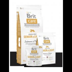 Brit Care, Senior & Light, Grain - Free, Salmon & Potato