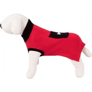 Happet, Sweter czerwony
