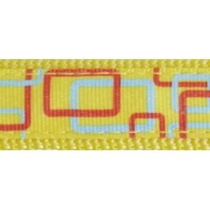 Happet, Szelki żółte w kwadraty