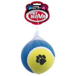 PetNova, Piłka tenisowa, 10cm