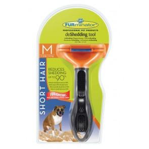 FURminator, Narzędzia do usuwania podszerstka dla średnich psów krótkowłosych