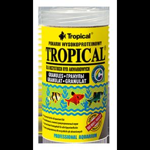 Tropical, Tropical Granulat, pokarm wysokobiałkowy dla ryb tropikalnych