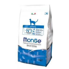 Monge, Urinary, dla kotów z problemami układu moczowego