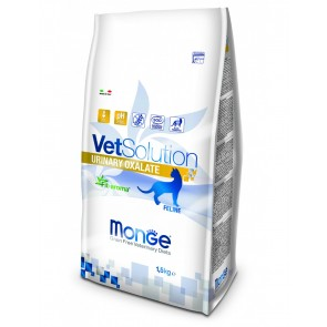 Monge, VetSolution Cat, Urinary Oxalate
