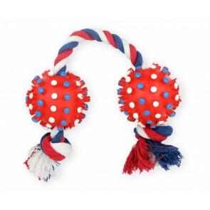 PetNova, Piłki na sznurze, 50cm
