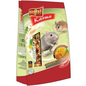 Vitapol, Pokarm dla myszy i myszoskoczków, pełnowartościowy, worek 400g