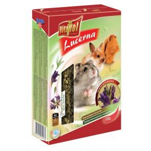 Vitapol, Lucerna dla gryzoni i królików, pokarm granulowany, karton 350g