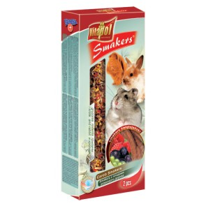 Vitapol, Smakers, Kolba dla gryzoni i królików, świętojańska, 2 sztuki