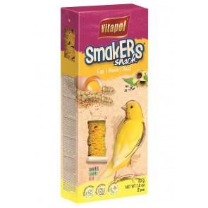Vitapol, Smakers dla kanarków, jajeczny, 2 sztuki