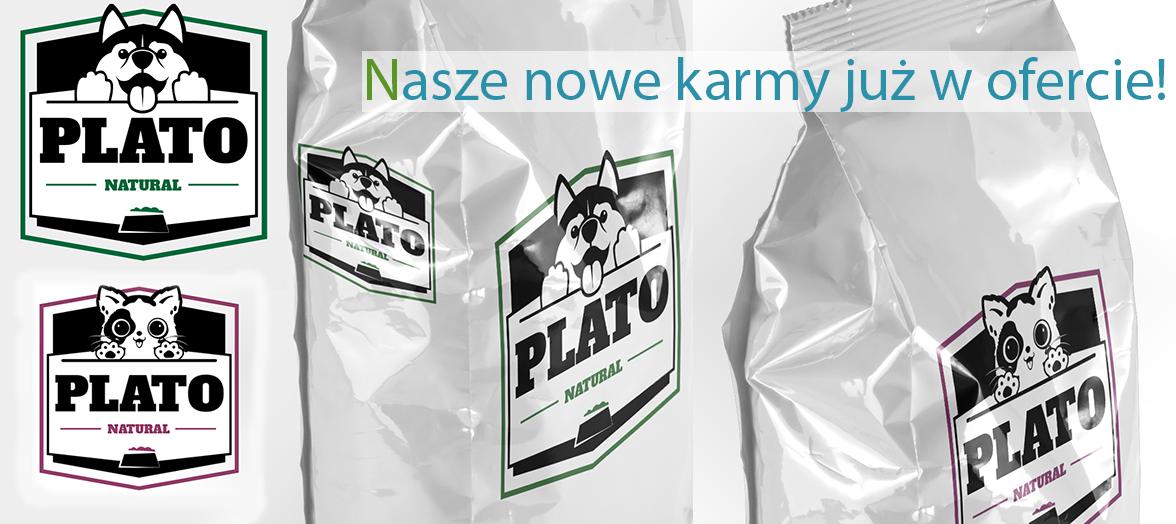Plato Natural, nowa seria karm bezzbożowych tylko w naszej ofercie