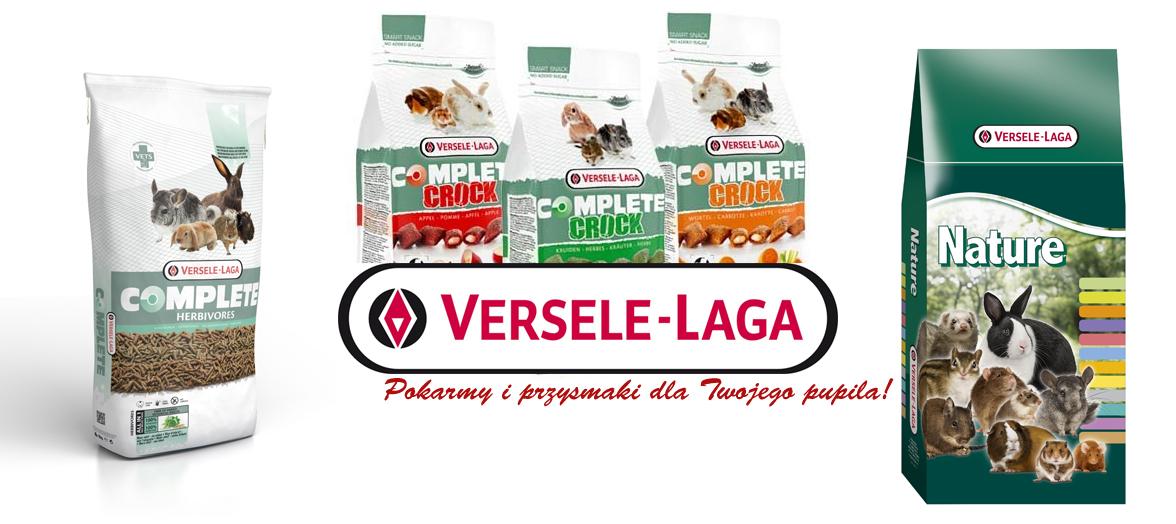 Versele-Laga - karmy oraz przysmaki dla gryzoni oraz królików.